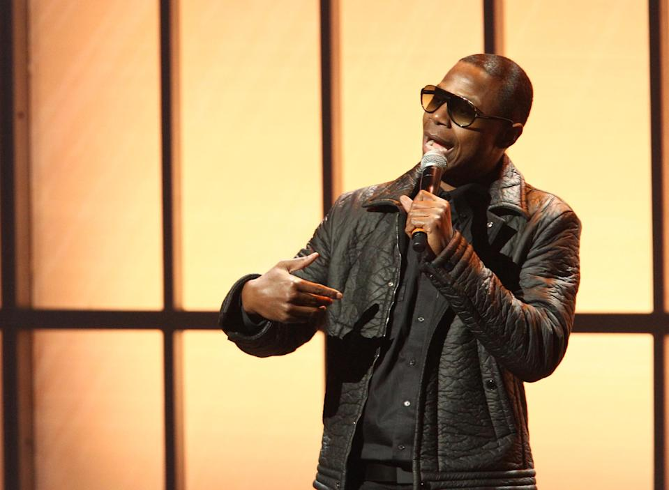 <p>The rapper and beatboxer has long been a member of the Church of Scientology. In fact, he contributed two tracks to the Scientology album 'The Joy of Creating', along with his fellow musician Scientologist pals Isaac Hayes and Chick Corea. (Getty) </p>