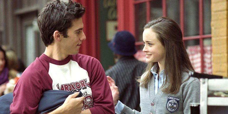 <p>If Netflix knows what's good for them, Jess and Rory will get married and live happily ever after.</p>