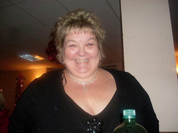 Susan Nelson died of suspected coronavirus just days after attending her aunt Sheila's funeral (SWNS)