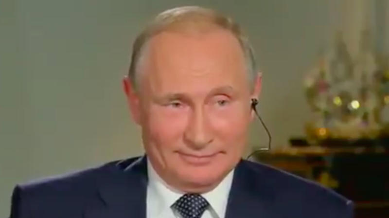 4 Notable Moments From Vladimir Putin's Fox News Interview