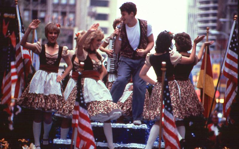 Twist and Shout  at Chicago s Ferris Bueller Festival 8f962874f
