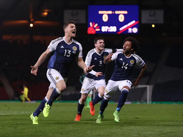 Scotland need to win their remaining two matches (Getty)