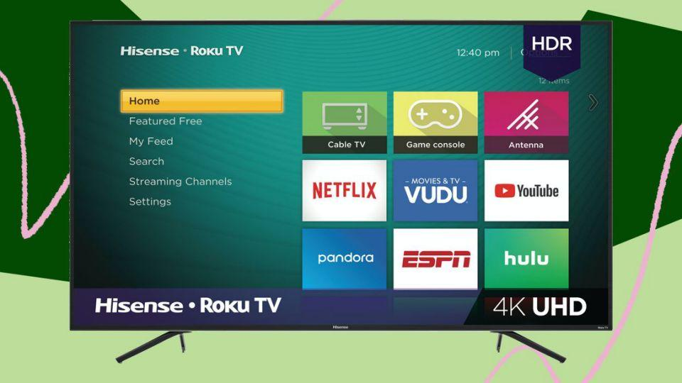 There are a lot of early Black Friday deals at Walmart worth browsing, like this 75-inch Smart Roku TV that's $100 off right now. Keep reading for more deals live now. (Photo: Walmart)