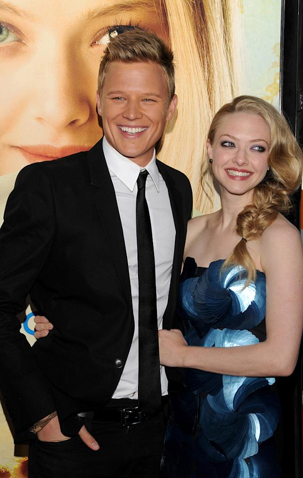 "<a href=""http://movies.yahoo.com/movie/contributor/1809234822"">Chris Egan</a> and <a href=""http://movies.yahoo.com/movie/contributor/1808545150"">Amanda Seyfried</a> at the Los Angeles premiere of <a href=""http://movies.yahoo.com/movie/1810089734/info"">Letters to Juliet</a> - 05/11/2010"