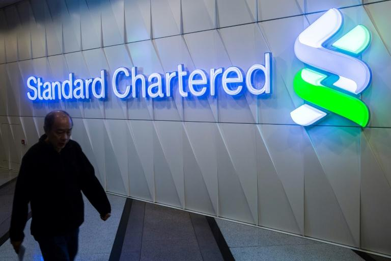 Standard Chartered hit by fine for money laundering breaches