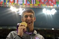 <p>Despite monumental success at the 2012 Olympic Games, Michael Phelps announced he was retiring from the sport. </p>