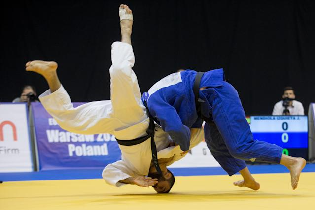The International Judo Federation cancelled all Olympic qualification events through to the end of April.
