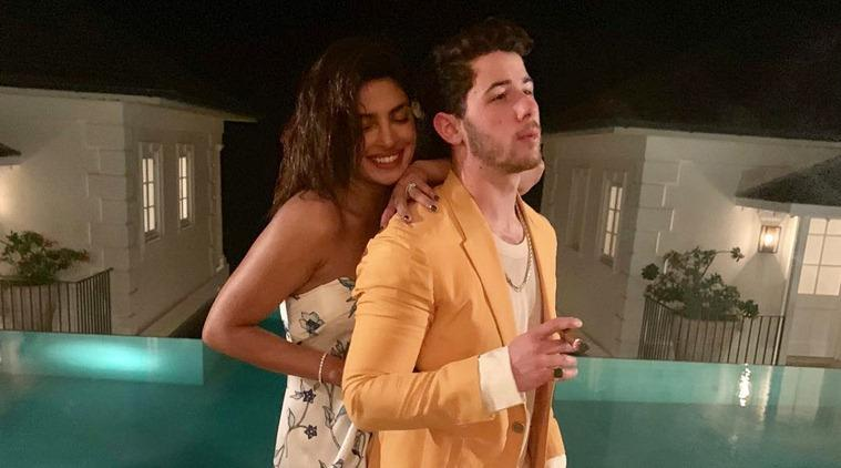 priyanka chopra, nick jonas honeymoon photos