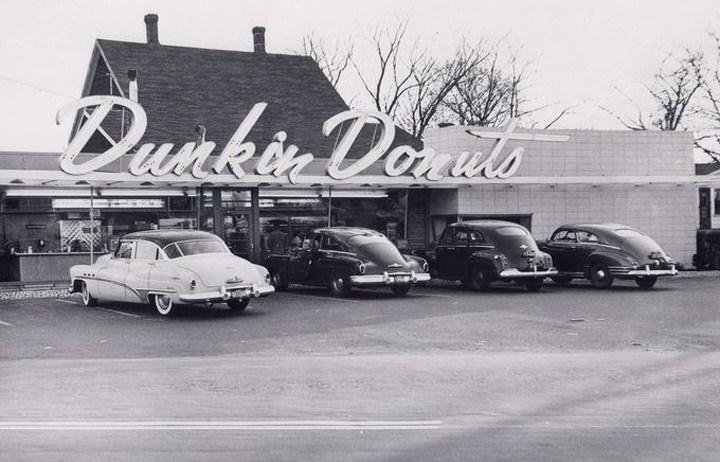 Dunkin Donuts first location