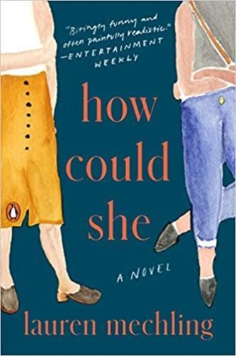 <p><span><b>How Could She: A Novel</b></span> ($14, originally $17) was recommended by a friend, and I'm excited for this fun story.</p>