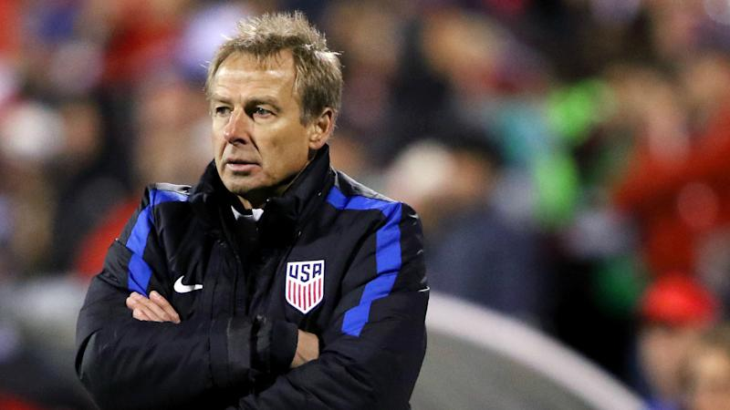 Klinsmann: World Cup failure set U.S. back several years