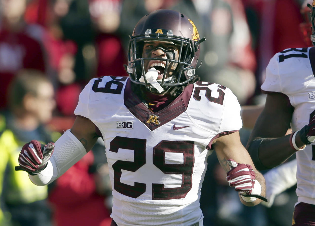 Minnesota beats Nebraska, setting up showdown for Big Ten West with Wisconsin