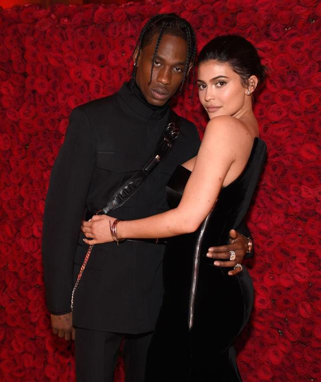Travis Scott and Kylie Jenner (Photo: Getty Images)