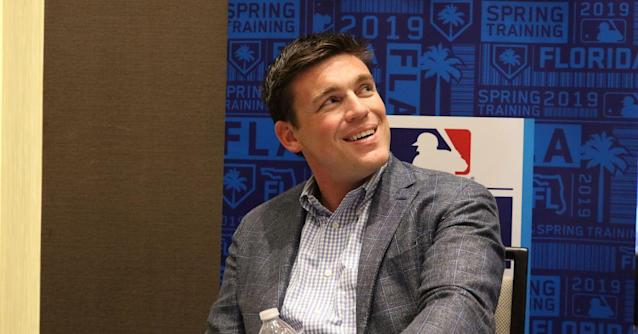 Erik Neander Named MLB's 2019 Executive of the Year at the GM Meetings