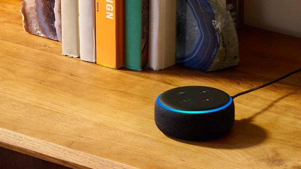 Best tech gifts 2019: Echo Dot (3rd Gen.)