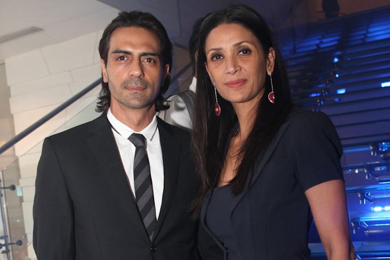 Arjun Rampal and Mehr Jesia Get Divorced After 21 Years of Marriage, Daughters to Live with Mother