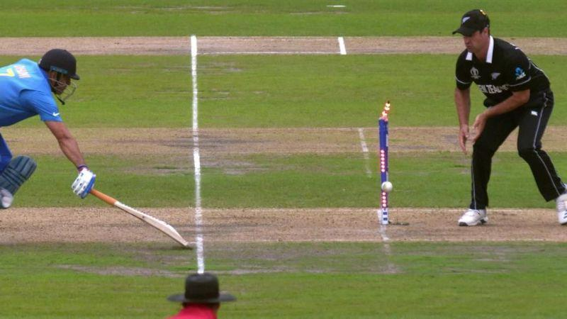 ICC CWC 2019- The Runout
