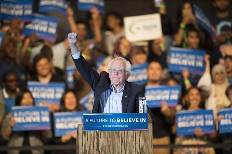 Bernie Sanders to hold rally in downtown Sacramento this week