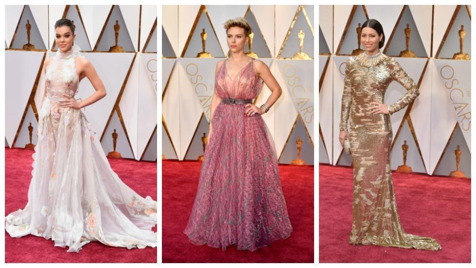 <p>15 Of The Most Jaw-Dropping Oscars Dresses Of All Time</p>