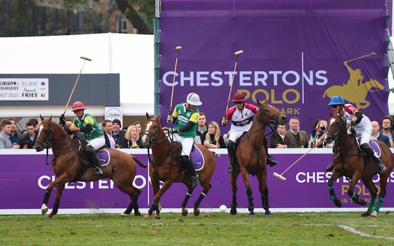 England will play India in June - Chestertons Polo in the Park