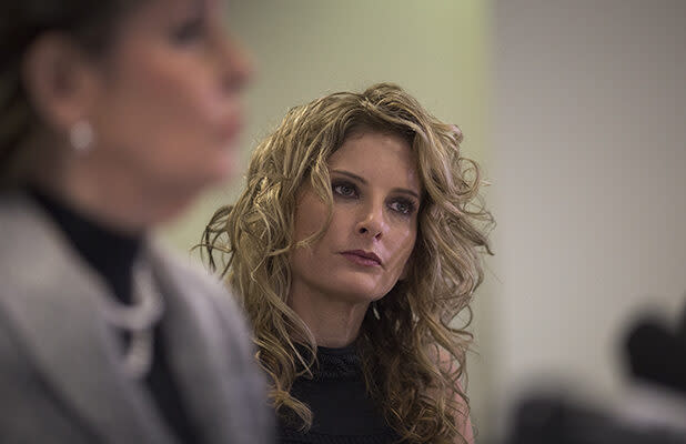 Former 'Apprentice' Contestant Summer Zervos Says Trump Organization Records Back Up Her Sexual Assault Accusation