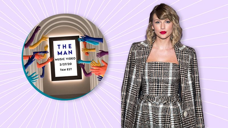 15 Easter Eggs You Might've Missed in Taylor Swift's 'The Man' Music Video