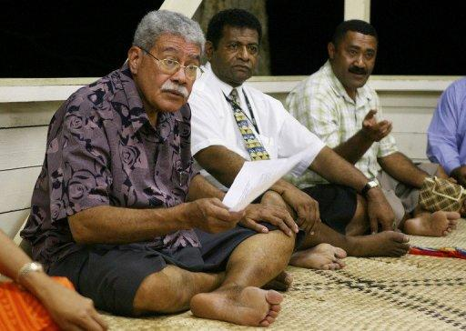 Former Fiji prime minister Laisenia Qarase has been jailed for corruption
