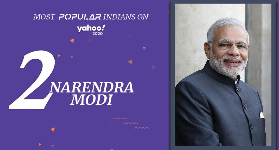 Narendra Damodardas Modi (born September 17, 1950) Prime Minister of India
