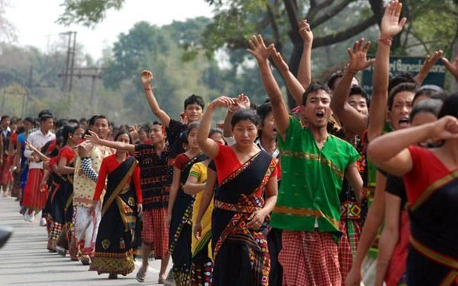 Assam: Locals protest, block NH 37, after Kaziranga National Park recruitment shuns them