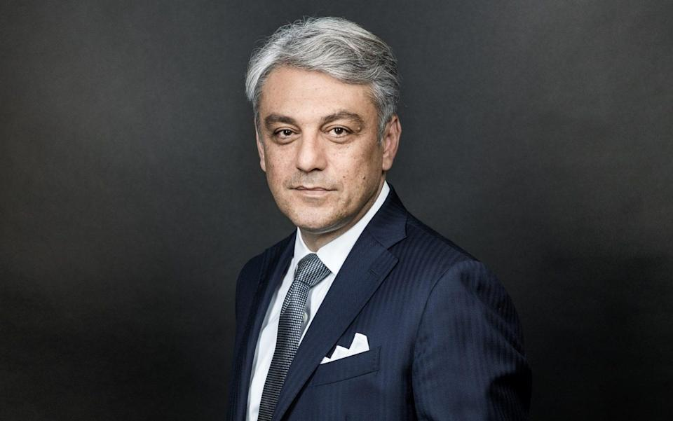Luca De Meo - CEO of Groupe Renault