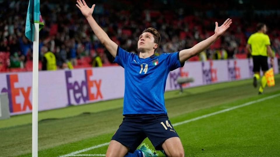 Federico Chiesa   FRANK AUGSTEIN/Getty Images