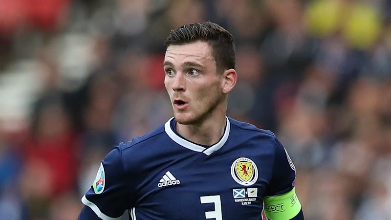 'I just couldn't wait for this game' - Liverpool win helped Robertson move on from Scotland woe