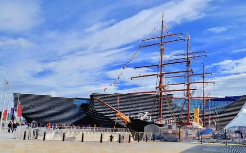 V&A Dundee - Credit: istock