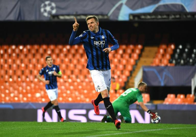 Ilicic returns to Atalanta after break for personal reasons