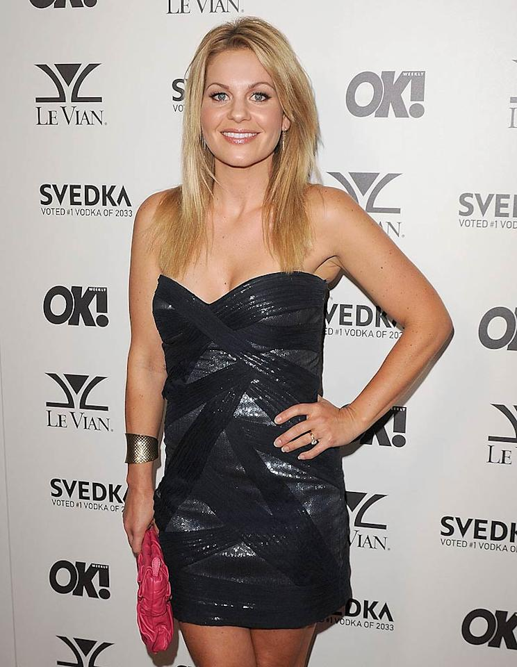 """April 6: Candace Cameron Bure turns 35 Jason Merritt/<a href=""""http://www.gettyimages.com/"""" target=""""new"""">GettyImages.com</a> - September 1, 2010"""