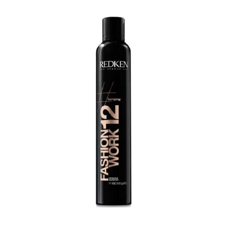 "<p>This shaping and finishing hairspray (which you're able to use on both wet and dry hair) is lighter-than-light, so you can layer it for maximum control. Vitamin E and C nourish each strand from the inside out and together they keep your colour, as well as your chosen style, under lock and key. Genius. </p><p><a href=""https://www.lookfantastic.com/redken-fashion-work-12-400ml/10551147.html"" rel=""nofollow noopener"" target=""_blank"" data-ylk=""slk:Look Fantastic"" class=""link rapid-noclick-resp"">Look Fantastic</a> - £13</p>"