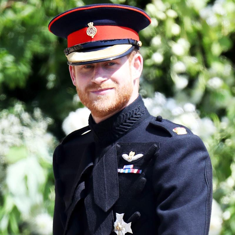 Prince Harry Invited Mutsu Potsane, an Orphan He Met in Lesotho in 2004, to the Royal Wedding