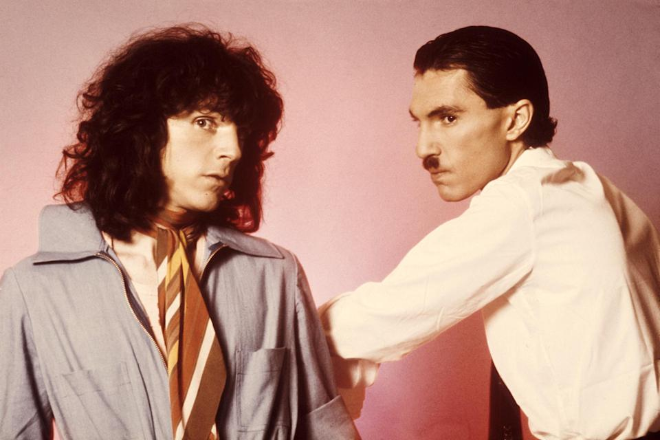 Ron And Russell Mael Of Sparks - Credit: Michael Putland/Getty Images