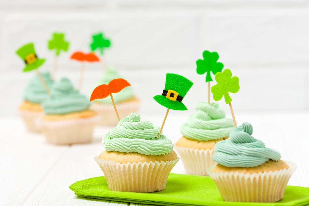 """<p>If you're hosting a St. Patrick's Day party, you can't go wrong with green: green party decor, <a href=""""https://www.oprahmag.com/life/food/g30782819/st-patricks-day-desserts/"""" target=""""_blank"""">green food</a>, green drinks, and—yep—even a green dress code. But if you want your guests to feel truly lucky to be at <em>your </em>party, think outside the box by planning some fun games, activities, and surprises. From traditional Irish music and dances to clever DIY projects, these cool St. Patrick's Day party ideas are appropriate for the whole lot—kids, teens, adults, and seniors. <em></em></p>"""