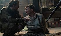 <p>Basically, imagine <em>Inglourious Basterds</em> meets <em>From Dusk Till Dawn</em>, and that's <em>Overlord</em>, the most action-packed horror flick of the year. Set on the eve of D-Day, we follow a gang of plucky paratroopers as they encounter a whole bunch of monsters best left to your imagination until you've had a chance to see the film. <em>Overlord</em> didn't find its audience in cinemas, but its quality means it'll be enjoyed for years to come. </p>
