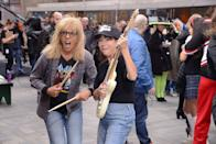 "<p>To pay tribute to the iconic NBC comedy sketch show, Hoda and Kathie Lee partied on as Wayne and Garth from <em>Wayne's World</em>. If you ask us, Hoda especially nailed Garth's facial expression. </p><p><strong>RELATED:</strong> <a href=""https://www.goodhousekeeping.com/holidays/halloween-ideas/g21969310/best-friend-halloween-costumes/"" rel=""nofollow noopener"" target=""_blank"" data-ylk=""slk:30 Best Friend Halloween Costumes That'll Win the Holiday This Year"" class=""link rapid-noclick-resp"">30 Best Friend Halloween Costumes That'll Win the Holiday This Year</a></p>"