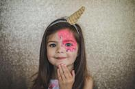 "<p>Forget the donut trend: It doesn't get much sweeter than ice cream face paint, complete with yellow sprinkles to top off the look. </p><p><em><a href=""http://thelovenotesblog.com/2018/06/adorable-face-paint-ideas/"" rel=""nofollow noopener"" target=""_blank"" data-ylk=""slk:See more at The Love Notes Blog »"" class=""link rapid-noclick-resp"">See more at The Love Notes Blog »</a></em></p><p><strong>RELATED: </strong><a href=""https://www.goodhousekeeping.com/holidays/halloween-ideas/g385/popular-kids-halloween-costumes/"" rel=""nofollow noopener"" target=""_blank"" data-ylk=""slk:50+ Cute Halloween Costume Ideas for Kids"" class=""link rapid-noclick-resp"">50+ Cute Halloween Costume Ideas for Kids</a></p>"