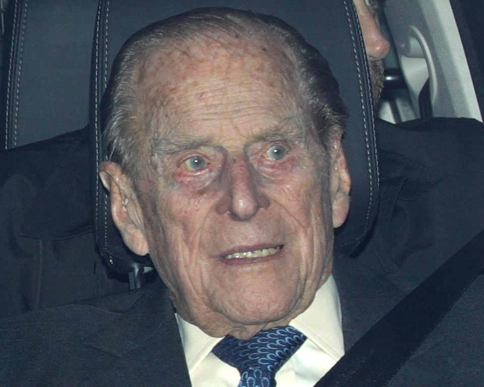 <em> Witness Roy Warne heard the duke say he hd been dazzled by the sun (Picture: Aaron Chown/PA Wire)</em>