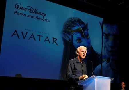 "FILE PHOTO - Disney announces agreement to bring ""Avatar"" themed lands to Disney parks"