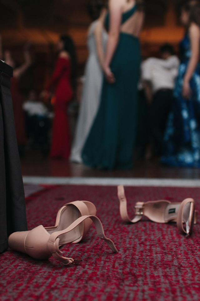"""<p>In a way, knowing that the entirety of your teenage experience doesn't depend on a school dance is a huge relief. However, because prom is such an iconic part of the traditional high-school experience, there's still a lot of pressure to """"make it count,"""" which people sometimes conflate with having sex. Try not to let it get to you - there will be plenty of other opportunities where having sex will feel just as special and monumental. Don't put unnecessary expectations on the night if you aren't completely ready.</p>"""