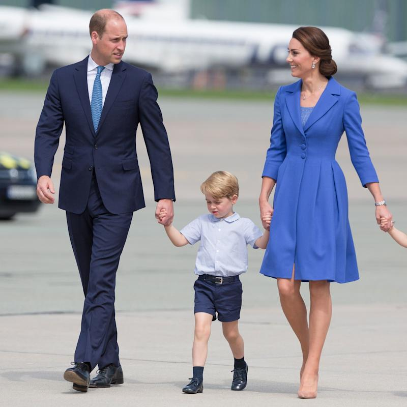 Kate Middleton and Prince William May Be Celebrating Prince George's Birthday on This Caribbean Island
