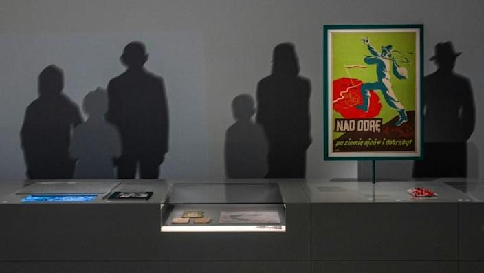 The new museum places the Germans' plight firmly in the context of Hitler's expansionist, genocidal policies