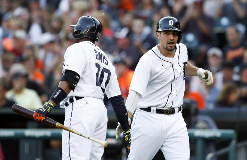 Tigers end 5-game skid with 6-2 win over Red Sox