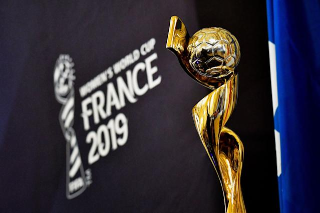 The 2019 women's World Cup draw takes place Saturday in France. (Getty)