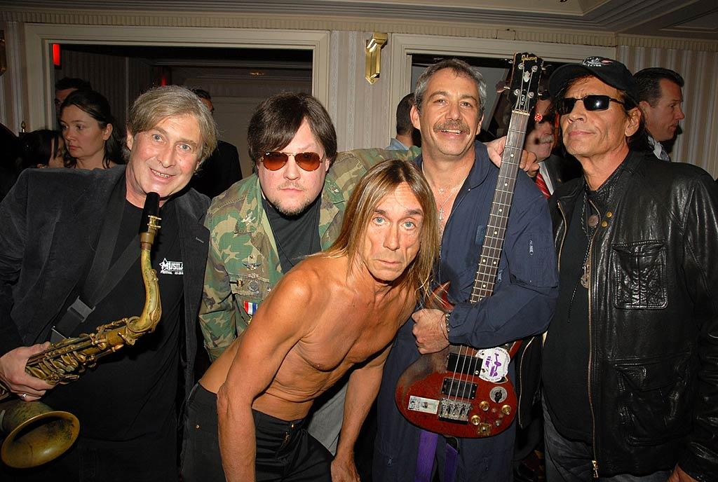 """Iggy Pop and the Stooges have been rockin' since 1967! Theo Wargo/<a href=""""http://www.wireimage.com"""" target=""""new"""">WireImage.com</a> - March 10, 2008"""